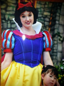 Snow White's Personality