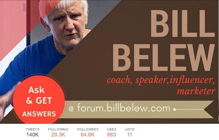 Belew Twitter Followers
