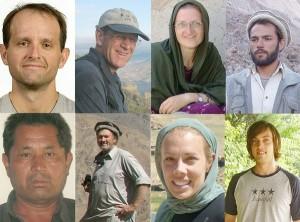 Afghanistan missionaries