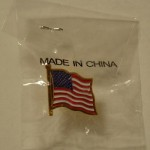 Made in USA with Chinese Parts