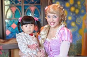Rapunzel and Me - we dream dreams