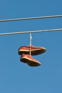 Let the shoe drop
