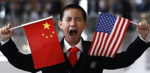 Don't force your bi-cultural kid speak either language. REUTERS/Shannon