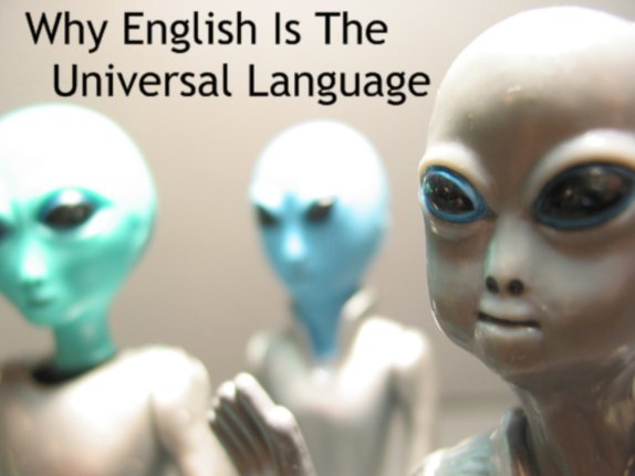 Why English is the Global Language?