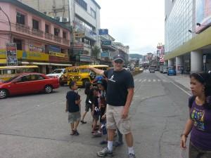 Jeepney in Olongapo