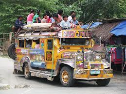 Jeepney - Then