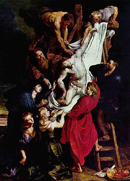 Peter Paul Rubens - Descent from the Cross