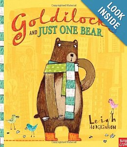 Goldilocks and Just One Bear by Leigh Hodgkinson | Book Review