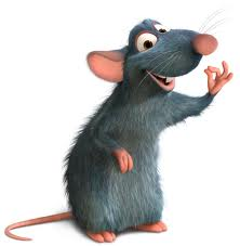 Remy of Ratatouille