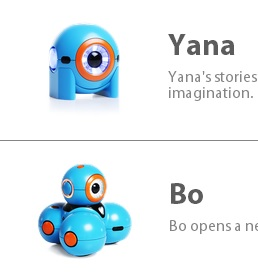 Play-I Robots that Teach Coding