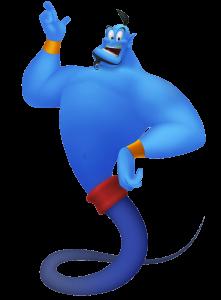 Genie of Aladdin