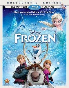 Frozen DVD Pre-order