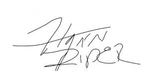 Flynn Rider's Digital Signature