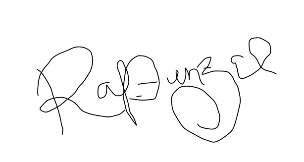Rapunzel's Digital Signature