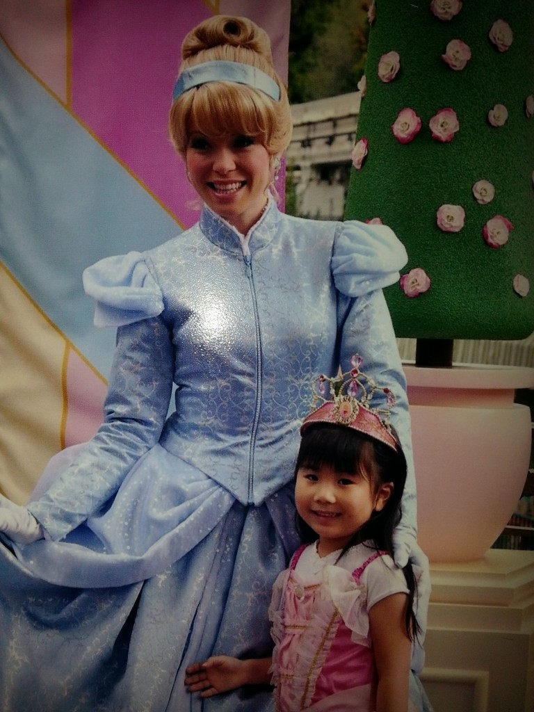 Cinderella is a Positive Role Model