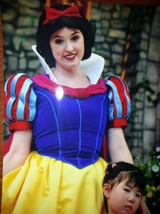 Snow White's Personality