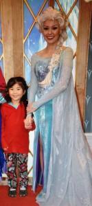 Elsa's personality traits