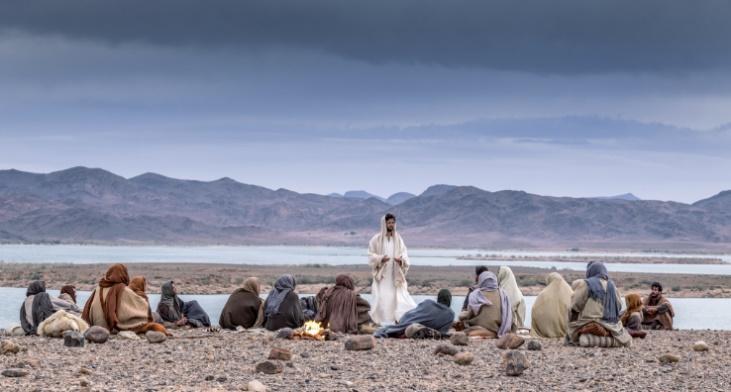 Jesus Parting Words to Apostles